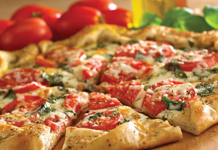 Green mill pizza deals